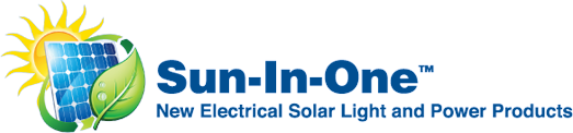 Sun-In-One Contact Us Solar Security Cameras